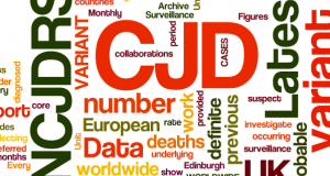 CJD word cloud